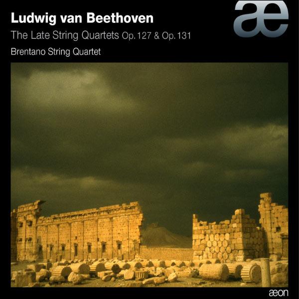Brentano String Quartet - Brentano String Quartet