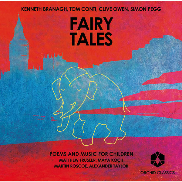 Martin Roscoe - Fairy Tales: Poems and Music for Children