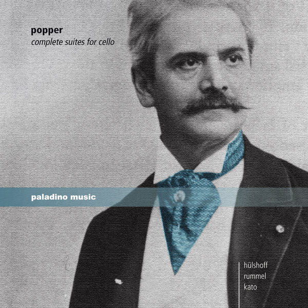 Alexander Hülshoff - David Popper : Complete Suites for Cello
