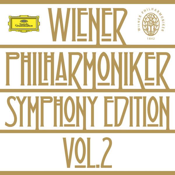 Wiener Philharmonic Orchestra - Wiener Philharmoniker Symphony Edition (Vol. 2)