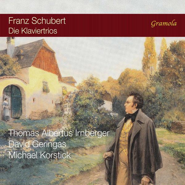 Thomas Albertus Irnberger - Schubert: Piano Trios