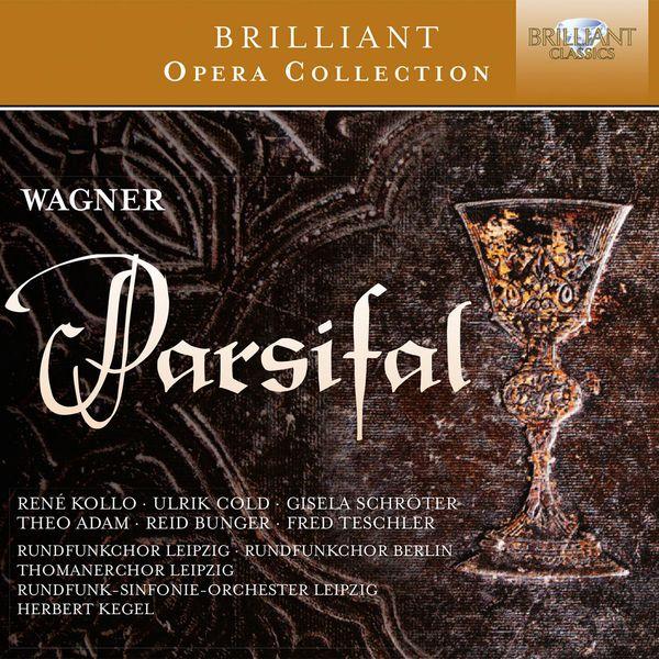 Herbert Kegel - Wagner : Parsifal