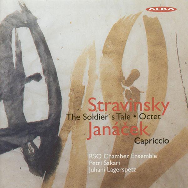 Petri Sakari - Stravinsky, I.: Soldier's Tale Suite (The) / Octet / Janacek, L.: Capriccio