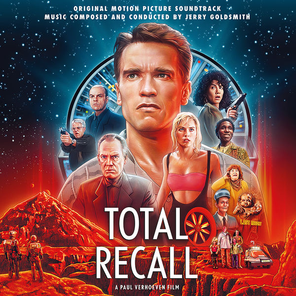 Jerry Goldsmith - Total Recall (25th Anniversary Original Motion Picture Soundtrack)