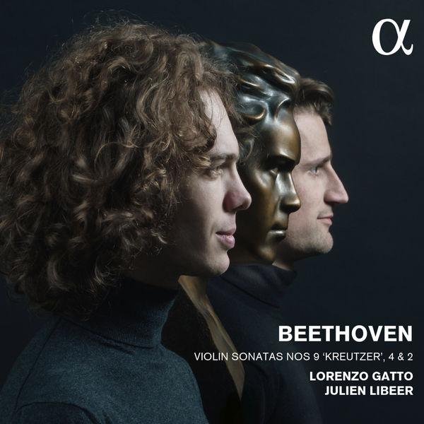 "Lorenzo Gatto - Beethoven: Violin Sonatas Nos 9 ""Kreutzer"", 4 & 2"
