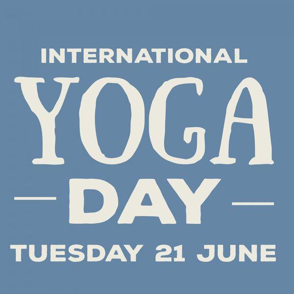 Album International Yoga Day - Tuesday 21 June (Spiritual