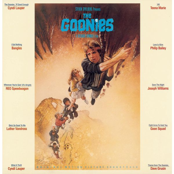 Original Soundtrack - The Goonies (Original Motion Picture Soundtrack)