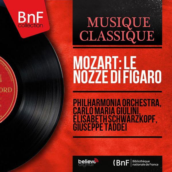 Philharmonia Orchestra - Mozart: Le nozze di Figaro (Mono Version)