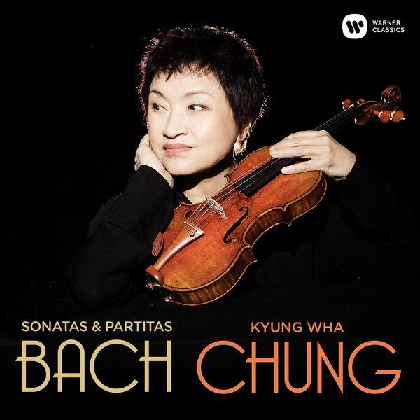 Kyung Wha Chung - Bach: Complete Sonatas & Partitas for Violin Solo