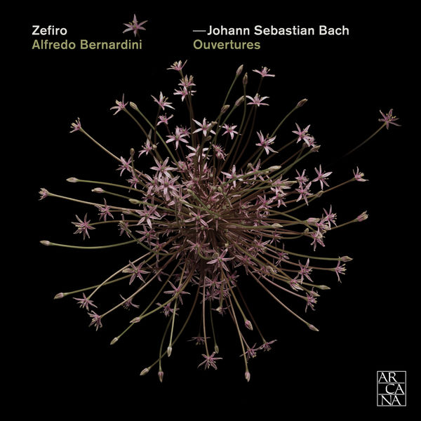 Zefiro - Bach: Overtures (Orchestral Suites)