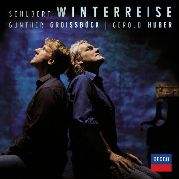 Gunther Groissbock - Schubert: Winterreise