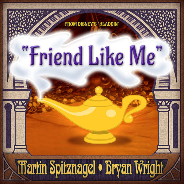 Martin Spitznagel - Friend Like Me