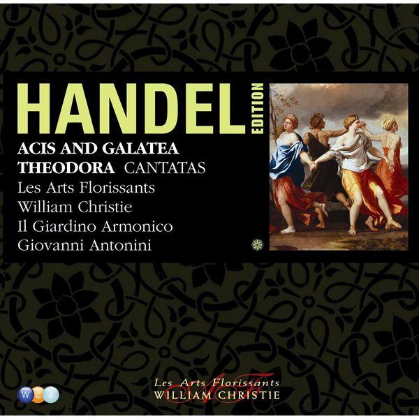 Handel Edition - Handel Edition Volume 8 - Acis and Galatea, Theodora, Agrippina condotta a morire, Armida abbandonata, La Lucrezia