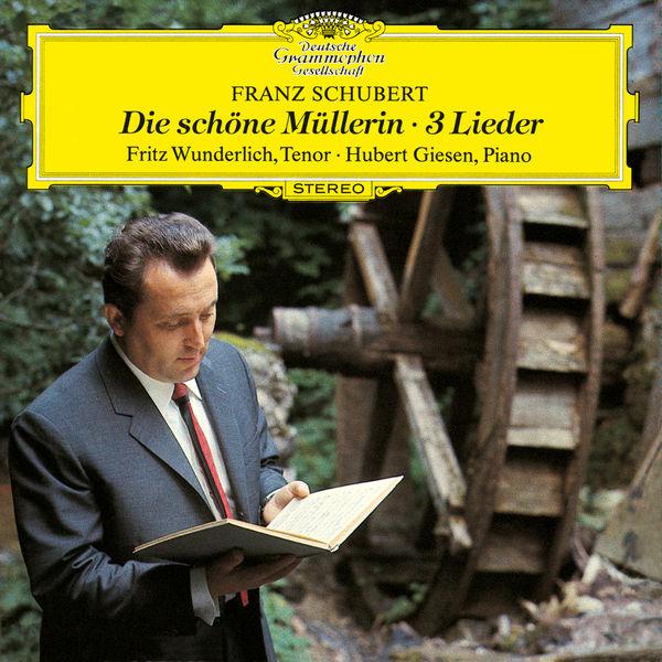 Fritz Wunderlich - Schubert: Die schöne Müllerin + 3 Lieder
