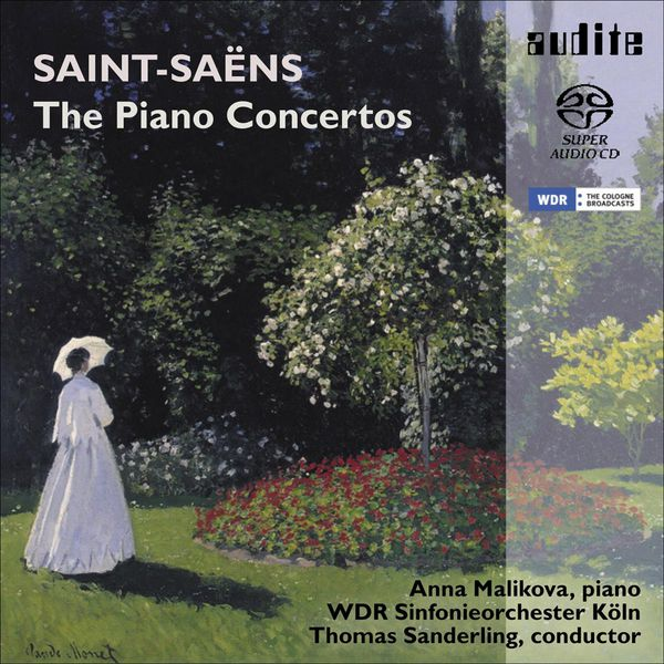 Anna Malikova - Saint-Saens: The Piano Concertos