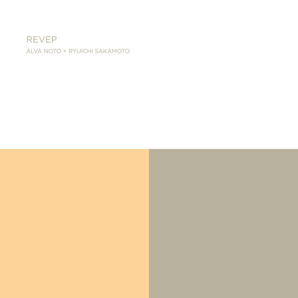 Alva Noto + Ryuichi Sakamoto - Revep