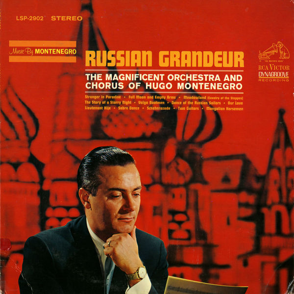 Hugo Montenegro - Russian Grandeur