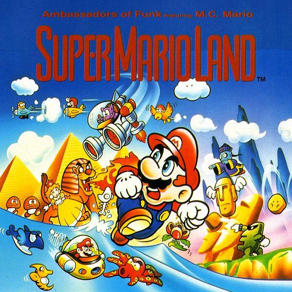 Ambassadors Of Funk - Super Mario Land (feat. M.C. Mario)