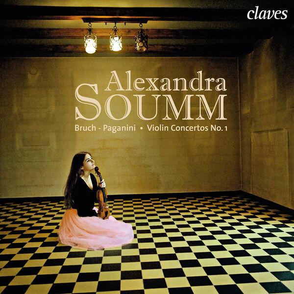 Alexandra Soumm - Bruch: Violin Concerto No. 1 - Paganini: Violin Concerto No. 1