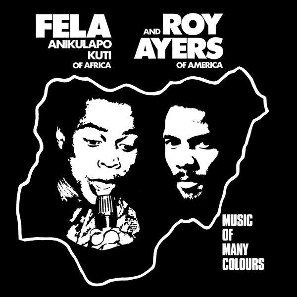 Fela Kuti - Music of Many Colours