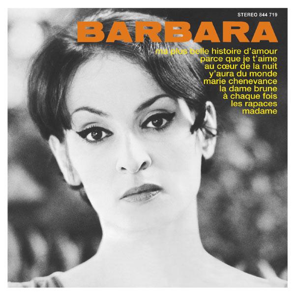 ma plus belle histoire d 39 amour barbara t l charger et couter l 39 album. Black Bedroom Furniture Sets. Home Design Ideas