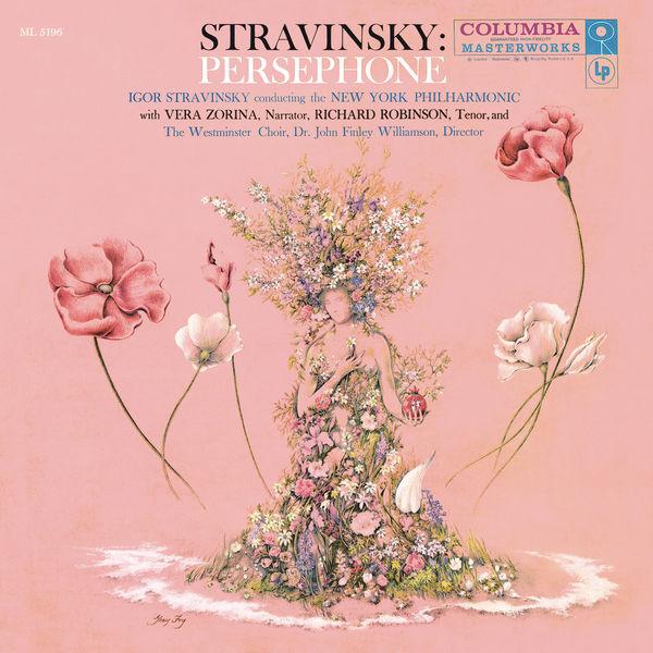 Igor Stravinski - Stravinsky: Perséphone