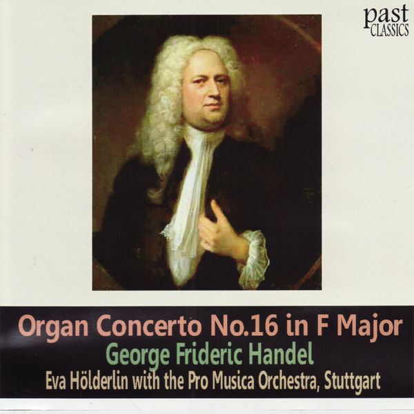 Eva Holderlin - Handel: Organ Concerto No. 16 in F Major