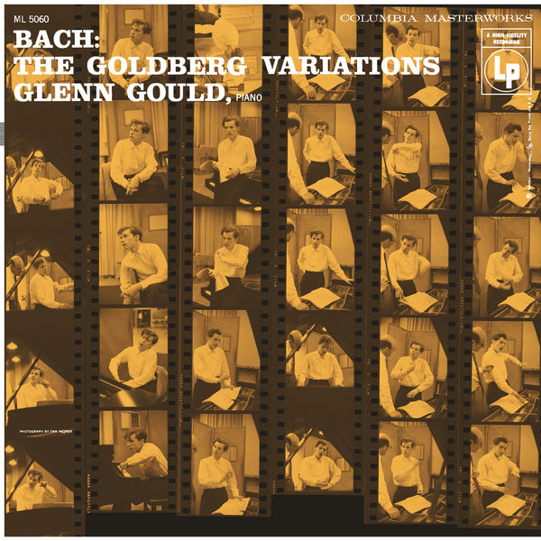 Glenn Gould - Bach: The Goldberg Variations, BWV 988 (1955 mono) - Gould Remastered
