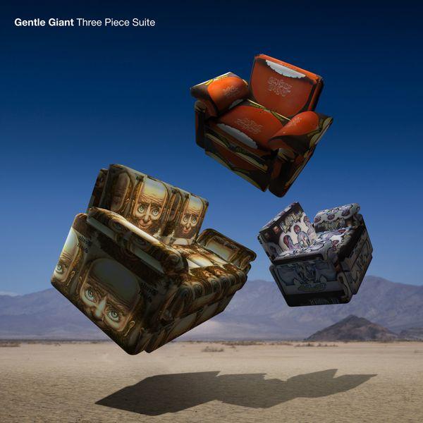 Gentle Giant - Three Piece Suite (Steven Wilson Mix)