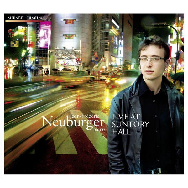 Jean-Frédéric Neuburger - Live at Suntory Hall Tokyo