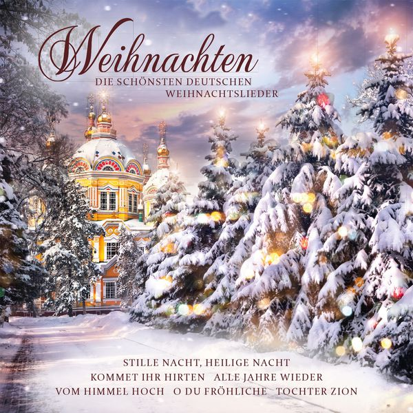 weihnachten die sch nsten deutschen weihnachtslieder. Black Bedroom Furniture Sets. Home Design Ideas