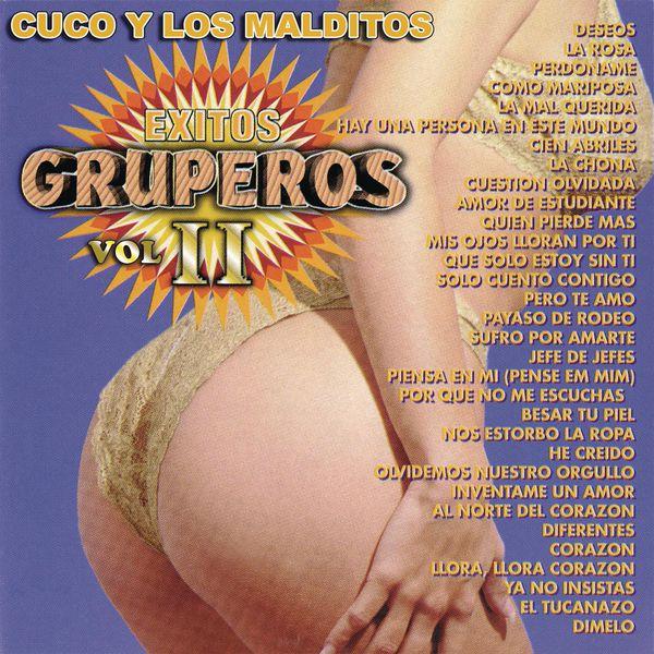 Cuco y los Malditos - Éxitos Gruperos, Vol. II