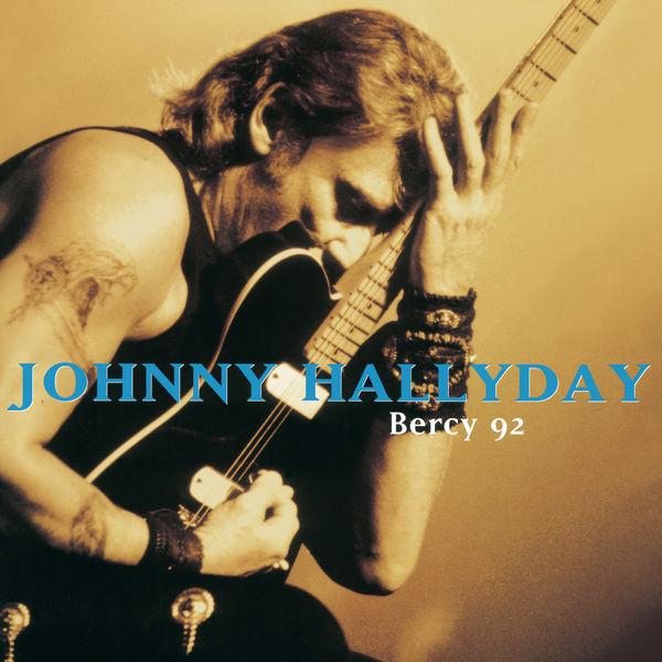 Johnny Hallyday - Bercy 92