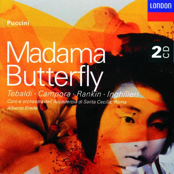 Album Puccini: Madama Butterfly , Giacomo Puccini by Renata