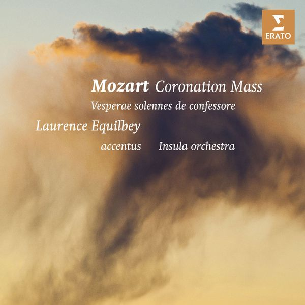 """Accentus - Laurence Equilbey - Mozart: """"Coronation"""" Mass & Vespers"""