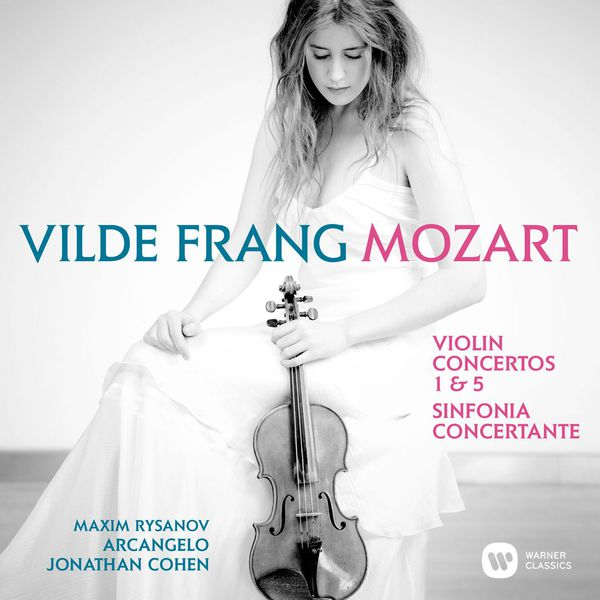 Vilde Frang - Mozart : Violin Concertos Nos 1, 5 - Sinfonia concertante
