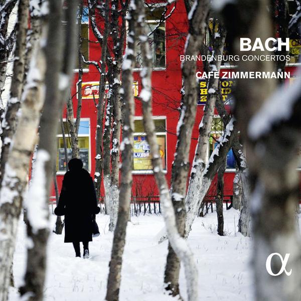 Café Zimmermann - Bach : Brandenburg Concertos