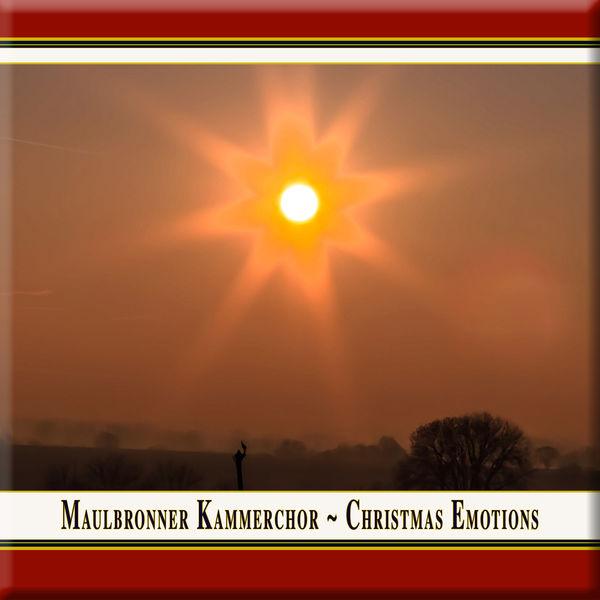 Maulbronner Kammerchor - Christmas Emotions