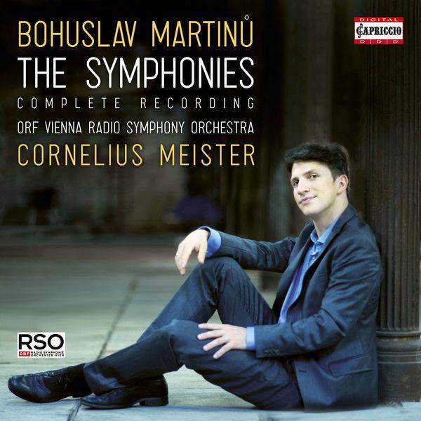 Radio Symphonieorchester Wien - Martinu: The Symphonies