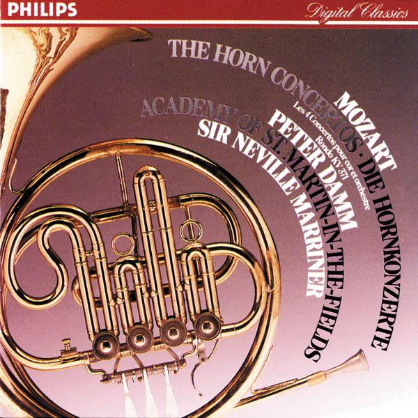 Peter Damm Mozart: The Horn Concertos