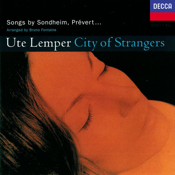 Ute Lemper - City of Strangers