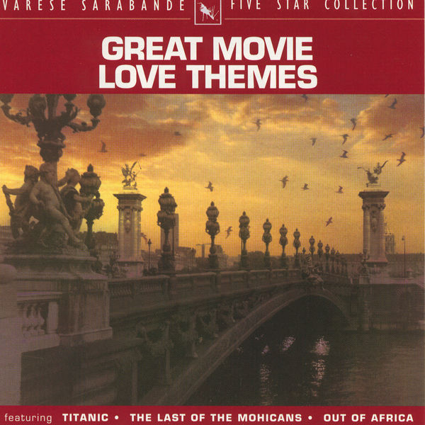 Various Artists - Great Movie Love Themes
