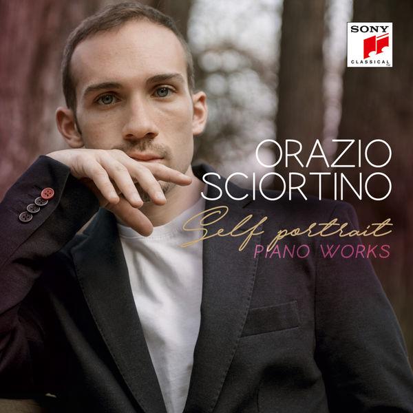 Orazio Sciortino - Self Portrait  Piano Works