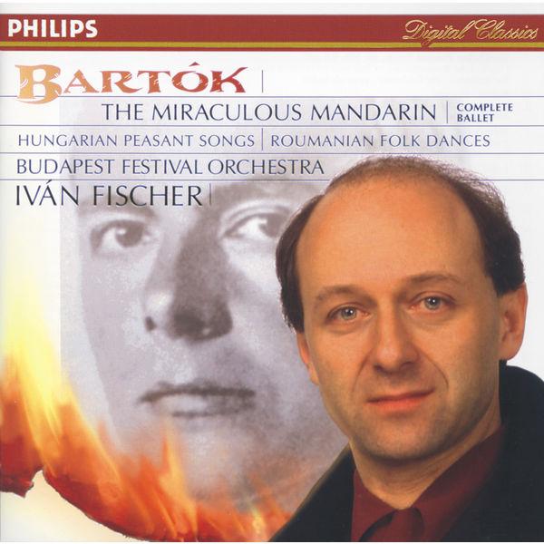Hungarian Radio Choir - Béla Bartók : The Miraculous Mandarin - Dances of Transylvania...