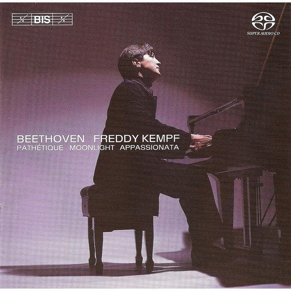 Freddy Kempf - BEETHOVEN: Piano Sonatas Nos. 8, 14 and 23