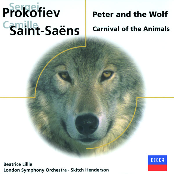 Beatrice Lillie - Prokofiev: Peter and the Wolf/Saint-Saens: Carnival of the Animals