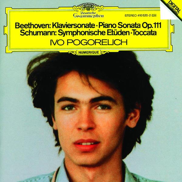 Ivo Pogorelich - Beethoven: Piano Sonata Op.111 / Schumann: Symphonic Etudes; Toccata