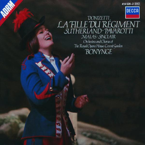 Dame Joan Sutherland - Donizetti: La Fille du Régiment