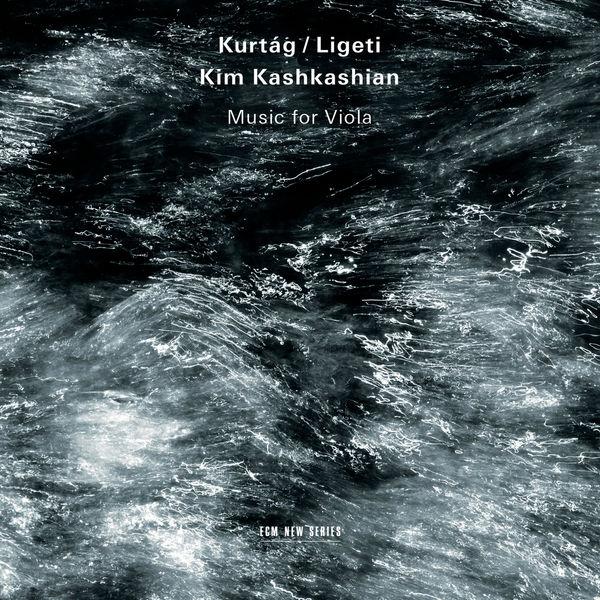 Kim Kashkashian - Kurtág, Ligeti: Music For Viola  (Édition Studio Master avec Livret PDF)