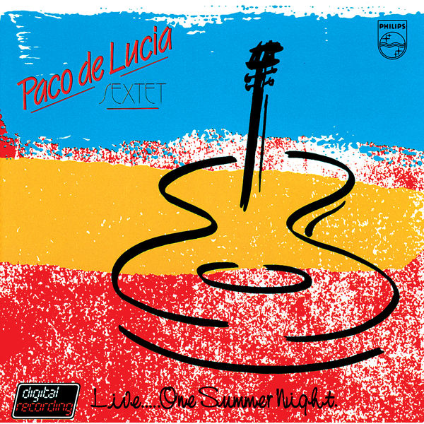 The Paco De Lucia Sextet - Live... One Summer Night